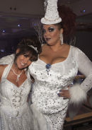 Linda Lusardi and Dolly Rocket