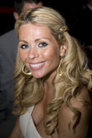 A celebrity out of the jungle Nicola McLean