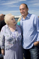 Denise Robertson giving Mike Weatherley advice?