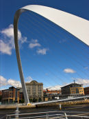 Gateshead Millennium Bridge, Newcastle/Gateshead