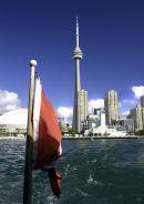Toronto skyline 15th September 2007