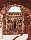 Patio de Los Arrayanes La Alhambra