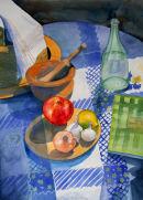 La Cocina Andaluz. 55 x 40 cm