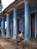 Vinales: Colonial architecture
