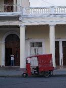Delivery van, Cienfuegos