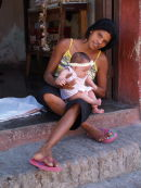 Mother & Baby, Camaguey