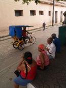 Bicytaxi in Baracoa