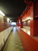 Foot tunnel, Blackfriars