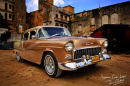 reconditioned american classic car