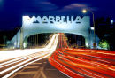 marbella car trails