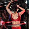 Kalki HulaGirl, Hula-hoop performer