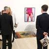 Saatchi Gallery Opening