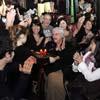 Cookie Giannotti celebrates her 86th birthday