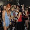 Dance Troupe backstage