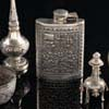 Silver Decorative Objects Pundole's Auction