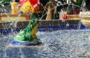 Vejer Frog Fountain