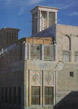 Bastakia windtowers, Dubai 1984