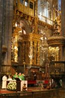 Mass in Santiago