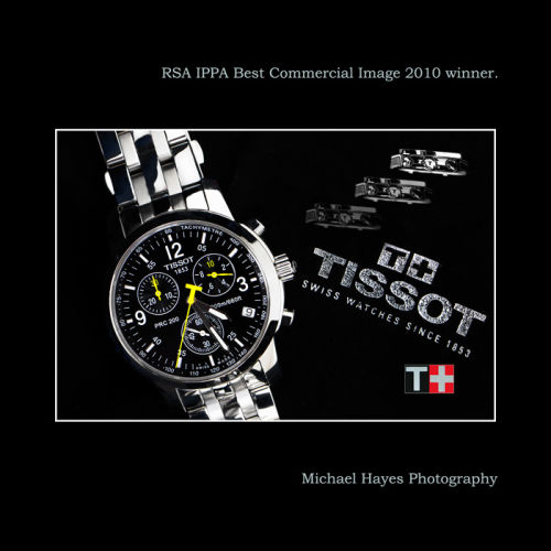 RSA IPPA Best Commercial Image in 2010 National Awards.