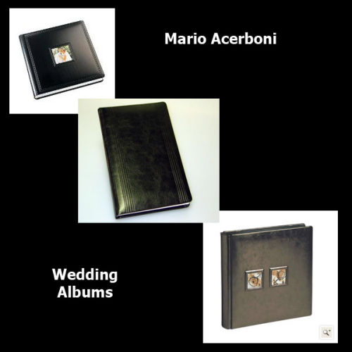Mario Acerboni Wedding Albums