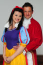 Children's TV Presenters in Panto launch