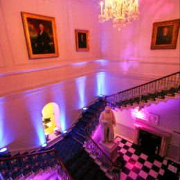 Royal Institution Entrance Hall & Stairs