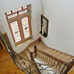 Stained Glass Hall