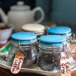 Vintage Tea Tray