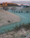 Late Frost in Great Dug Dale