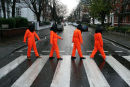 London Guantánamo Campaign on Abbey Road
