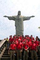 Bombeiros Estado Do Rio De Janeiro / Cristo Redentor