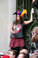 carnival demonstration