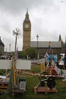 Ecological measures gets close to Parliament