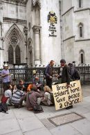 Democracy Villagers / Royal Courts of Justice