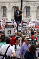 Gaza Flotilla Demonstration