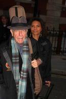 Leonard Cohen & Sharon Robinson