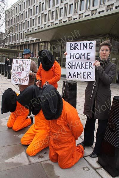 8th anniversary of Guantánamo