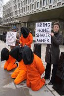 The 8th anniversary of Guantánamo Bay detention camp