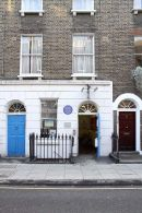 Samuel Morse's London residence