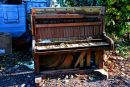 rejected piano
