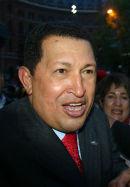 President Hugo Chavez
