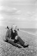 Quentin Crisp in Aldeburgh