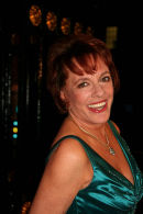 Esther Rantzen attending a Royal Gala Dinner in aid of Childline and Mission Enfance