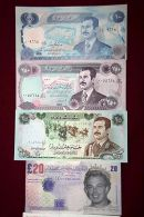 Saddam & Tony currencies
