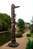 Totem Pole in Berkhamsted