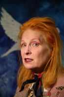 "Vivienne Westwood ""culture is the antidote to propaganda"""