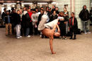 New York breakdancers