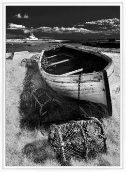 Holy Island Boat