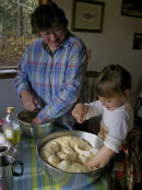 Learning to make bread
