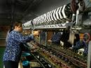 Hong Kong silk factory